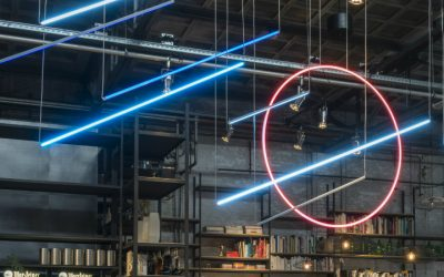 Ontwerpduo and Cleary present new LED lighting installation